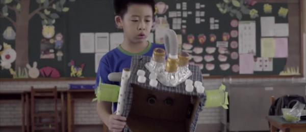 Far Eastone Telecommunications: #Myfutureisminetosave [video] Film by Ogilvy & Mather Taipei