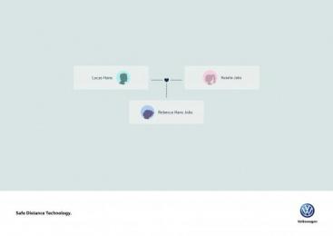 Volkswagen: Rebecca Print Ad by DDB Mexico