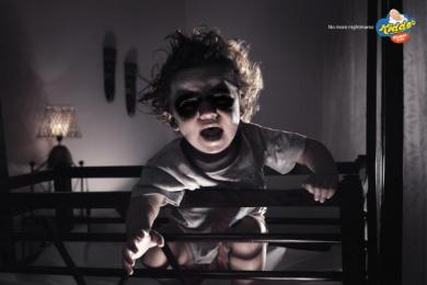 Kiddo's: Nightmare, 2 Print Ad by JWT Hyderabad