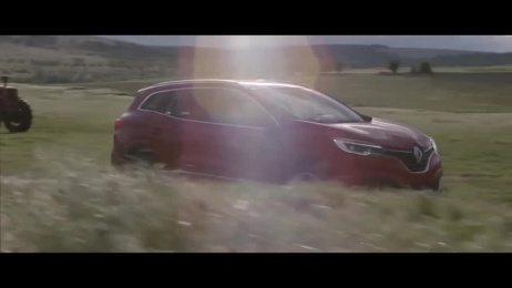 Renault: Drive to the unexpected Film by Publicis Conseil Paris, Wanda Productions