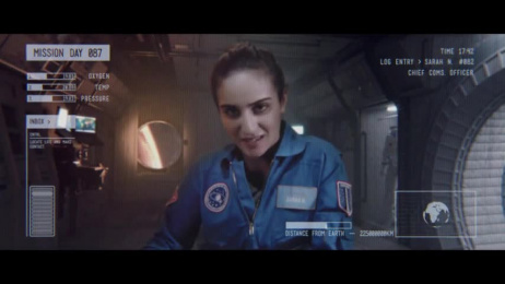 Centrepoint: The Spacesuit Collection - The Future is Female Film by Impact BBDO Dubai