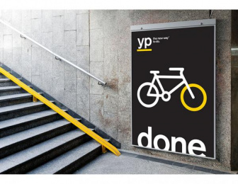 Yellow Pages/ YP: The New Way To Do, 6 Design & Branding by Interbrand Group