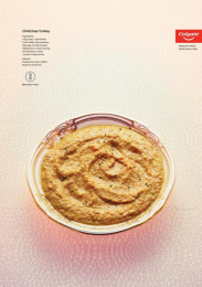 Colgate: Keep Your Teeth - CHRISTMAS TURKEY Print Ad by Y&R Dubai