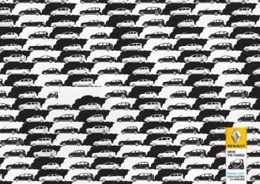 Renault Twizy: EMISSION Print Ad by Publicis Frankfurt