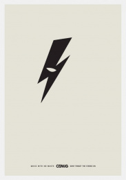 Cemig Electric Power: Minimal Portaits, 12 Print Ad by Perfil 252