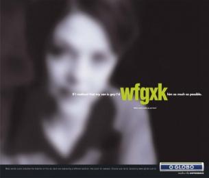 O Globo: WFGXK Print Ad by FCB Sao Paulo