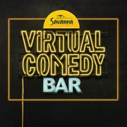 Savanna: Savanna Virtual Comedy Club Digital Advert by Grey Worldwide South Africa