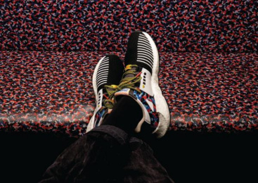 Bvg Berliner Verkehrsbetriebe: BVG x adidas – The ticket-shoe [Supporting Images], 1 Design & Branding by Jung Von Matt Germany