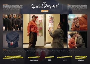 Coordown Onlus: THE SPECIAL PROPOSAL Case study by Filmmaster, Saatchi & Saatchi Milan