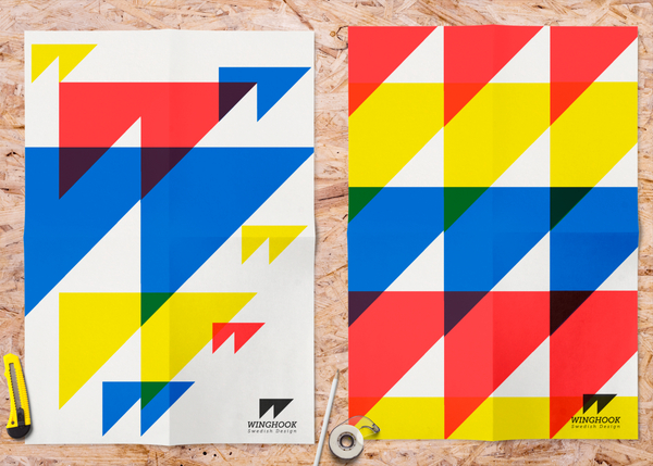 Swedish Design Posters 3 and 4
