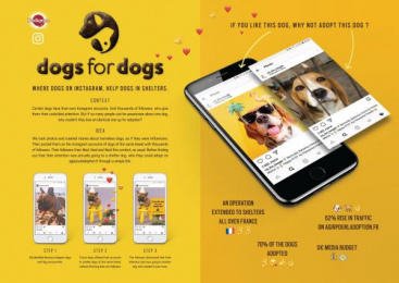 Pedigree: Pedigree Digital Advert by CLM BBDO Paris