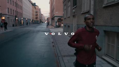 Volvo XC40: The Runner Film by Forsman & Bodenfors, Sweden, Mindshare Stockholm, New Land Film, Stockholm, Sweden