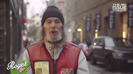 The Big Issue: The Twelve Days Christmas Film by Fold7 Creative