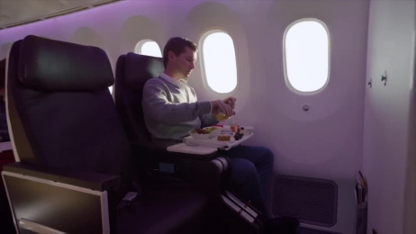 Virgin Atlantic: Evolved Travelers Film by Figliulo&Partners, Hungry Films