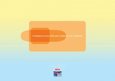Band-Aid: Cheater Print Ad by J. Walter Thompson Santiago