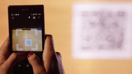 Deutsche Bank: The ideas projector Outdoor Advert by FCB Madrid, Proyecciones Ambient