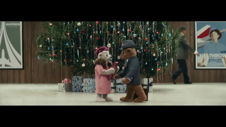 Heathrow Airport: Heathrow Bears Film by Havas Worldwide London, Outsider