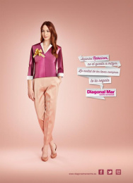 Centre Comercial Diagonal Mar: Sales, 2 Print Ad by Bungalow 25 Madrid, J. Walter Thompson Barcelona