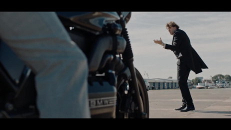 The Distinguished Gentleman's Ride: The Motorcycle Symphony Film by SuperHeroes Amsterdam