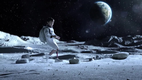 Association for Assistance to Handicapped Children: Moon Film by Paranoid BR, Z+ Sao Paulo