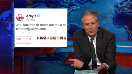 Arby's: Arbys Offers Jon Stewart A Job Case study by BBDO Atlanta, Fallon Minneapolis