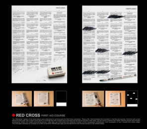 First Aid Course: OBITUARIES Print Ad by J. Walter Thompson Santiago