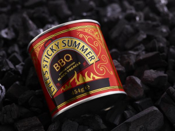 Lyle's Black Treacle: Lyles Sticky Summer Bbq Limited Edition, 1 Design & Branding by Design Bridge Limited