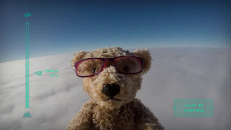 Specsavers Opticians: Behind The Sences Of Stratosphere Film by HLA, Specsavers Creative