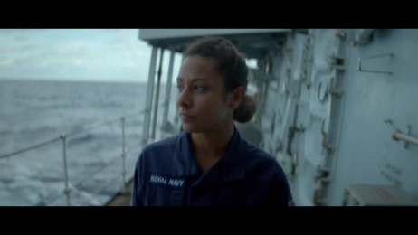Royal Navy: Louise's Story Film by Team collaboration