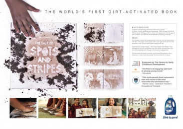 Omo: The OMO Book of Dirt [image] 1 Outdoor Advert by Ogilvy Cape Town