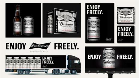 Budweiser: Budweiser Prohibition, 8 Design & Branding by Jones Knowles Ritchie New York