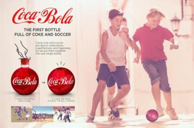 Coca-cola: Coca-Bola Direct marketing by Miami Ad School Mexico