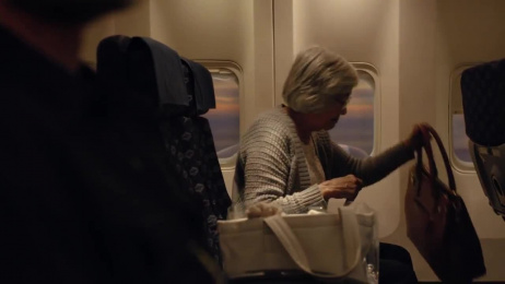 GE: Is Her Grandson's School Play Film by BBDO New York, Smuggler