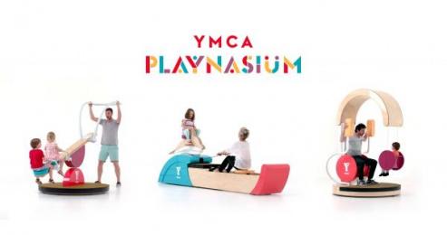 YMCA: Ymca Playnasium [image] [(3000 x 1581] Outdoor Advert by McCann Erickson Melbourne