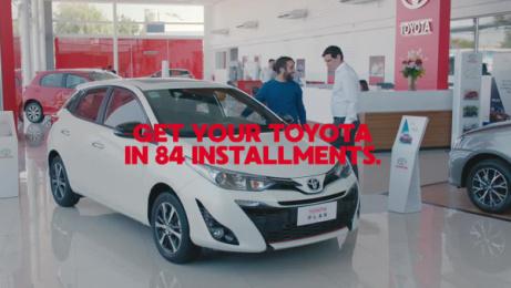 Toyota: Toyota Plan, 1 Film by Grey Buenos Aires, Landia