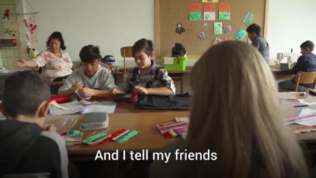 UNICEF (United Nations International Children's Emergency Fund): Mustafa - Follow Up Film by 180 LA