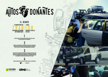 CUCAIBA: Autos Donantes Case study by J. Walter Thompson Buenos Aires