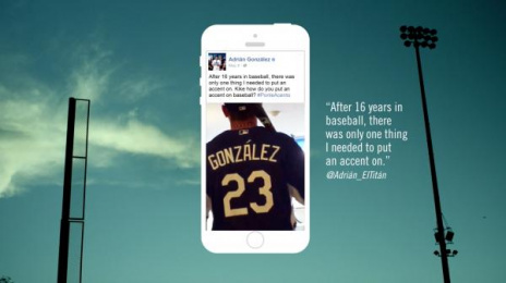 Major League Baseball/ MLB: Ponle Acento [image] 6 Digital Advert by Latinworks, Nunchaku Cine, Union Editorial