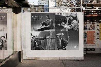 Mcdonald's Big Mac: Big Mac x Bacon Limited Edition Collaboration, 3 Outdoor Advert by Cossette Toronto, FRANK Content Inc.