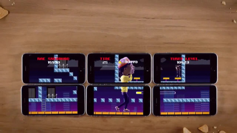 Doritos: Multi-Screen Music Video Digital Advert by Goodby Silverstein & Partners San Francisco, M Squared Productions, MediaMonks, Triggr&Bloom