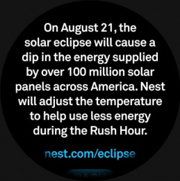 Nest: THE Eclipse [Supporting Images] 1 Digital Advert by NEST Palo Alto