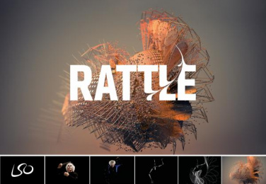 London Symphony Orchestra: Visual Identity Conducted By Sir Simon Rattle [image] 1 Design & Branding by The Partners