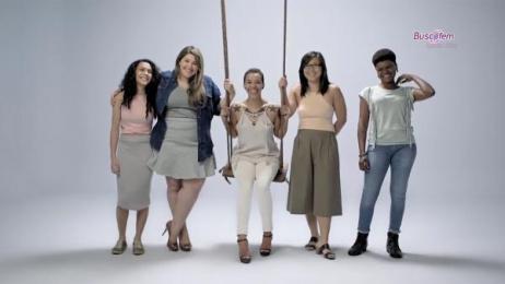 Buscofem: #MyPainMatters, 2 Digital Advert by Cappuccino São Paulo, Estudio Mol