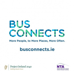 BusConnects: Working it out Together, 2 Outdoor Advert by Cawley Nea\TBWA Dublin