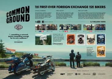 Harley-Davidson: DM Outdoor Advert by Zulu Alpha Kilo