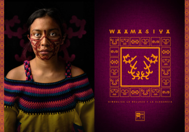 SP PRO Maquillaje: Tradition makeup, 3 Print Ad by MullenLowe SSP3 Bogota