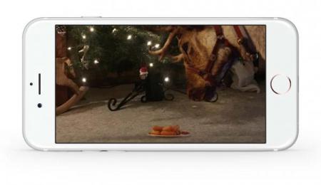 McDonald's: Reindeer Ready Live Print Ad by Leo Burnett London