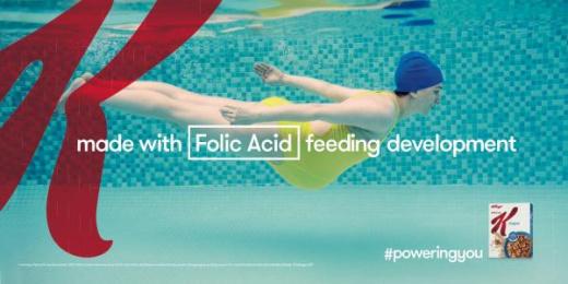 Kellogg's: Folic Acid Print Ad by Leo Burnett London