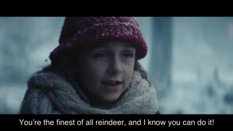 føtex: Rollo the Reindeer Film by NobodyCph, Wibroe, Duckert & Partners