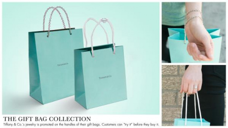 Tiffany: The Gift Bag Collection Design & Branding by Miami Ad School New York